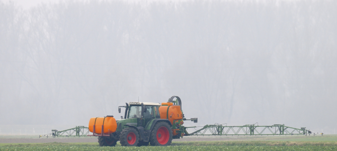 Pesticides and Farmers' Mental Health