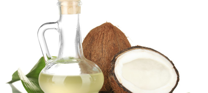 Coconut Oil's Many Uses Around the Home
